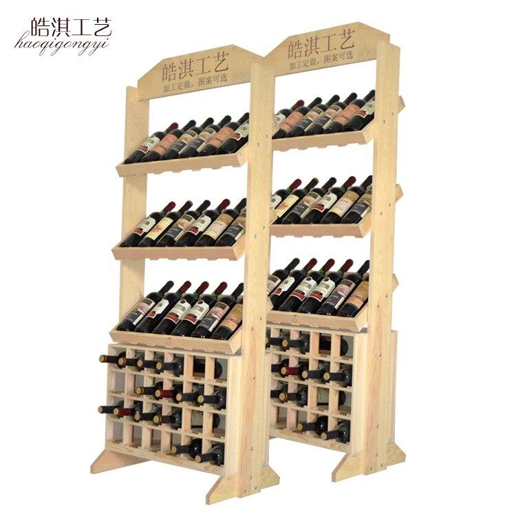 Popular Wooden Bottle Rack Buy Cheap Wooden Bottle Rack