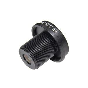"""Image 3 - 1.8ミリメートルレンズcctvレンズ魚眼レンズir m12 cctvカメラレンズ5メガピクセルhd用hd ipカメラ180d広視野角f2.0 1/2。5"""""""