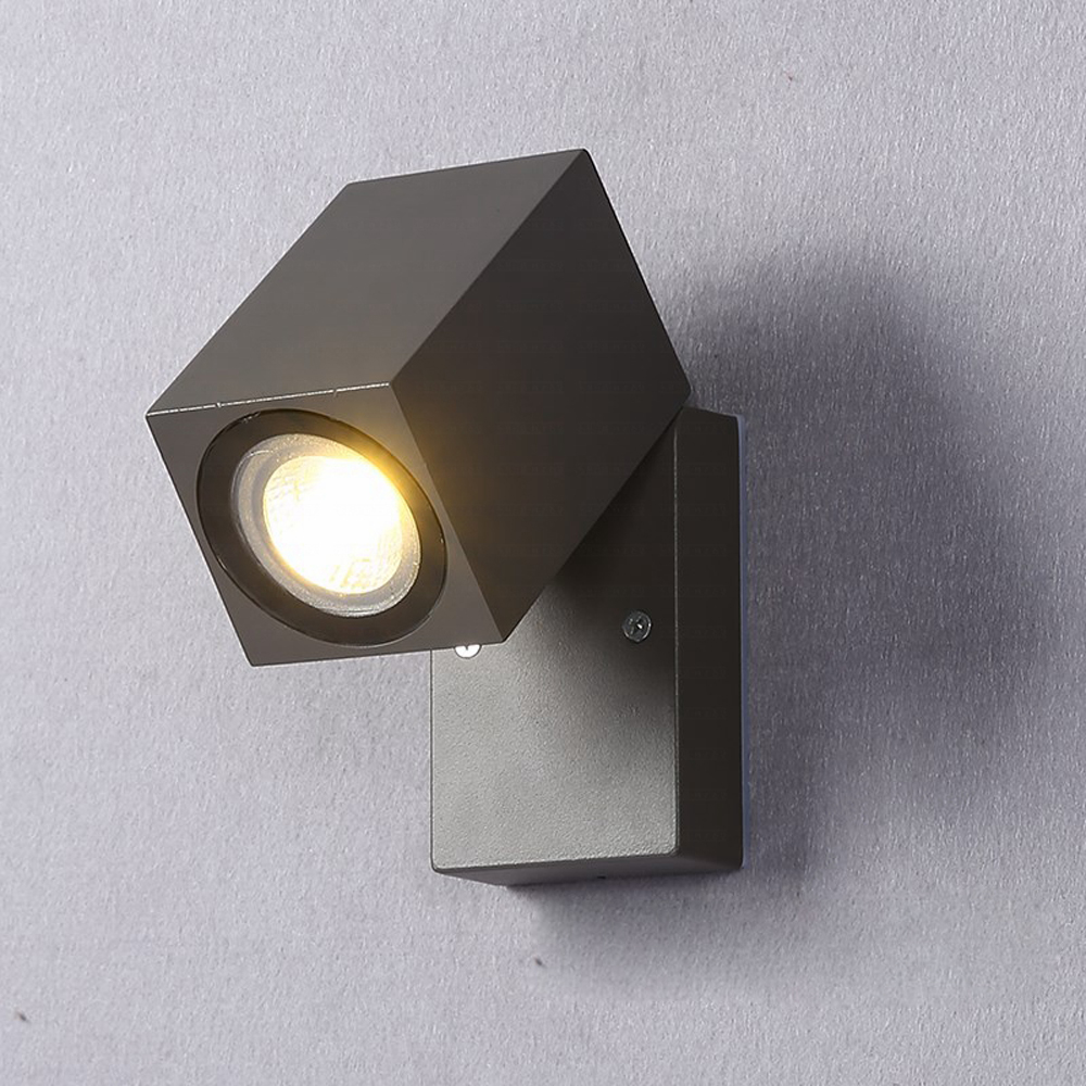 COB LED Modern Aluminum Rotated LED Wall lamp Wall Light wall lamp Bedside lamp Water proof Outdoor Lamp For Bedroom Balcony modern lamp trophy wall lamp wall lamp bed lighting bedside wall lamp