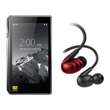 Bundle Sale of FiiO Portable Hi-Res Music Player X5 MKIII With FiiO Triple Driver Hybrid In-Ear Headphone F9SE(China)