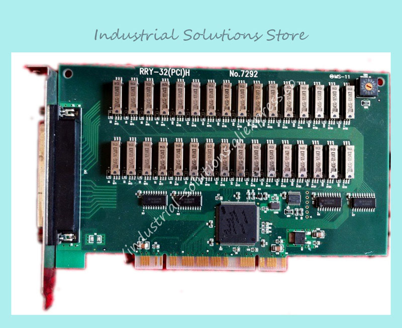 Industrial motherboard RRY-32(PCI)H NO:7130 well tested working sbc8252 long industrial motherboard cpu card p3 long tested good working perfec
