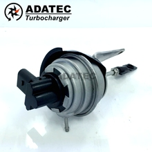 Electronic wastegate actuator GTB1749V 757042-0013 / 757042 03G253010AV Turbocharger Vacuum for VW Golf V 170 125 2.0TDI