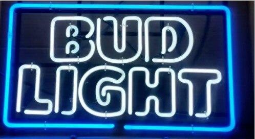 Custom Bud Light Neon Light Sign Beer Bar