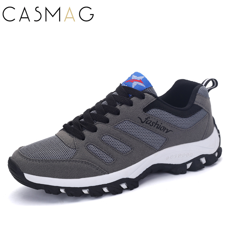 CASMAG Men Women Stability Sport Training Running Shoes Male Jogging Outdoor Athletics Shoes Camping Sneakers zapatillas hombre