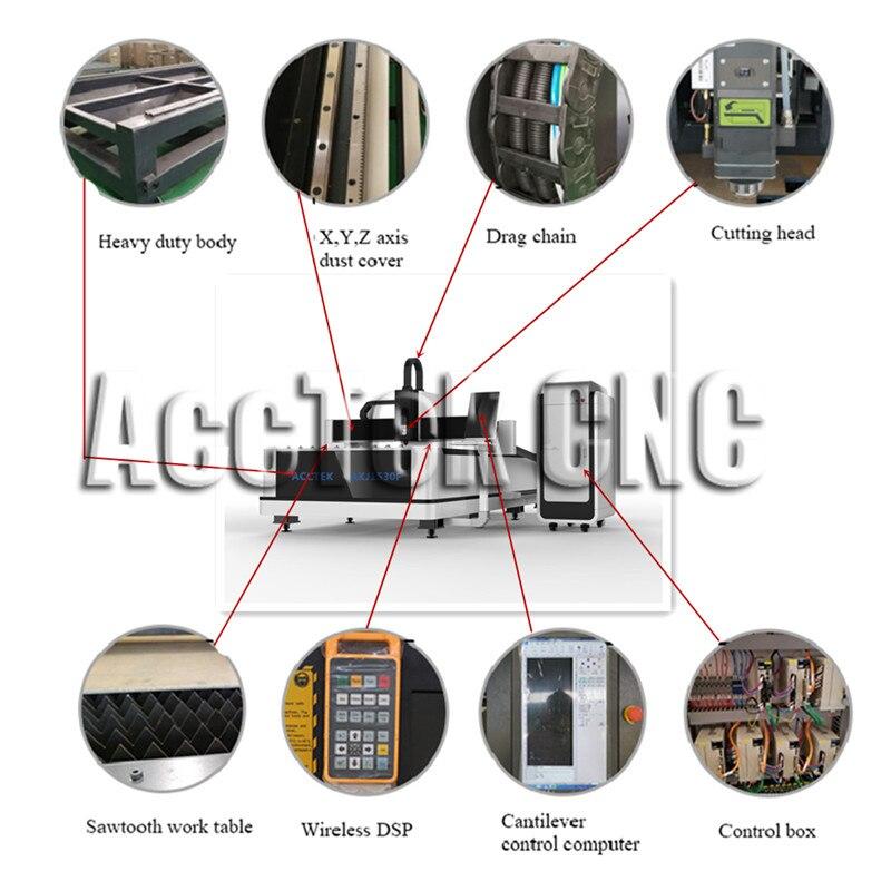 Business Equipment Machine Tools,real Car,metal Cutting Laser,500w 1000w 1500w 2000w Fiber Laser Generator