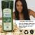 Crecimiento Del Cabello Esencia de Aceite de oliva Nutritiva Anti caspa Champú Nutre en profundidad Seguro para Todo Tipo de Cabello y el Pelo Teñido