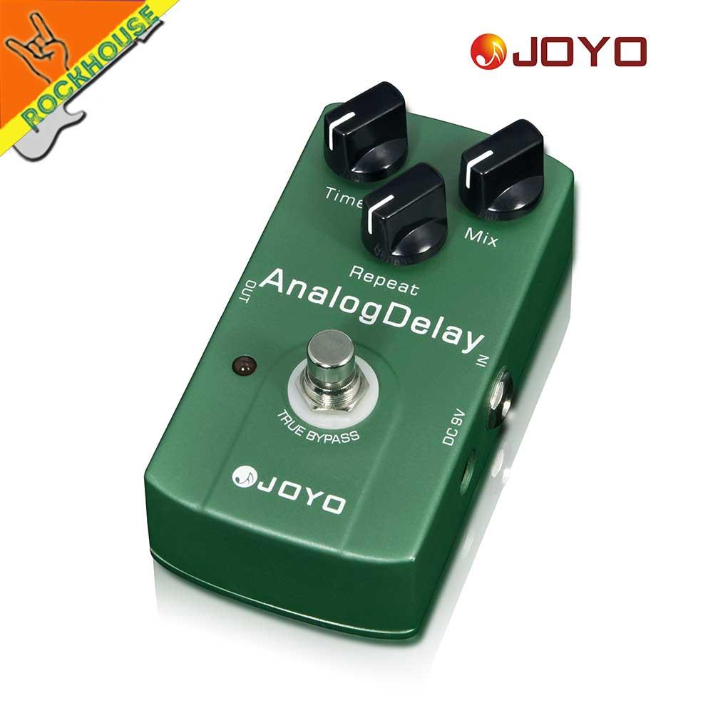 JOYO Analoge vertraging Gitaareffecten Pedaal Gitaar Echo - Muziekinstrumenten - Foto 2