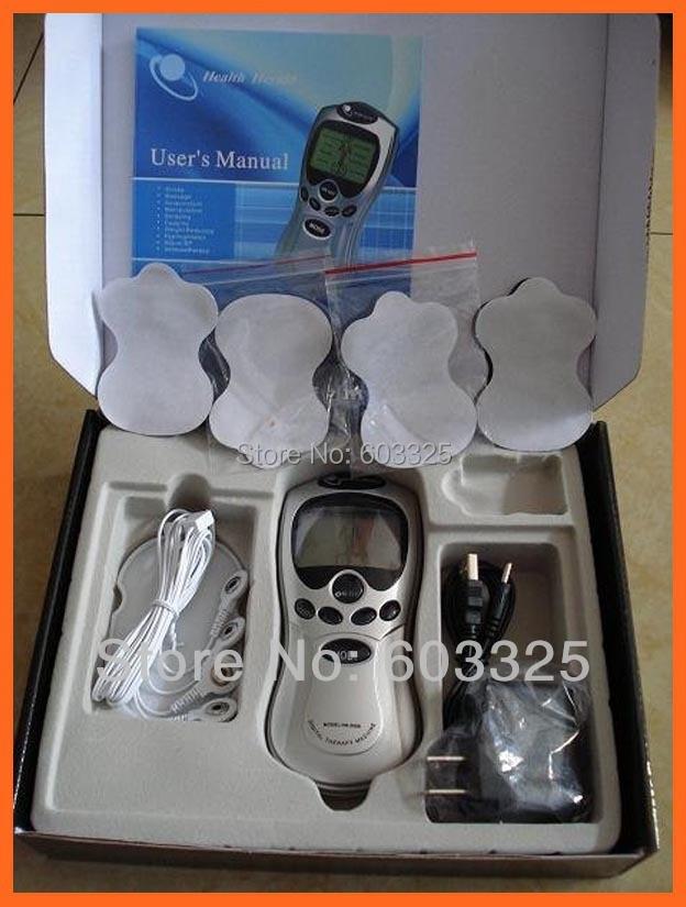 110-220V LCD Blue ScreenTens / Akupunktur / Digital Therapy Machine - Sjukvård - Foto 2