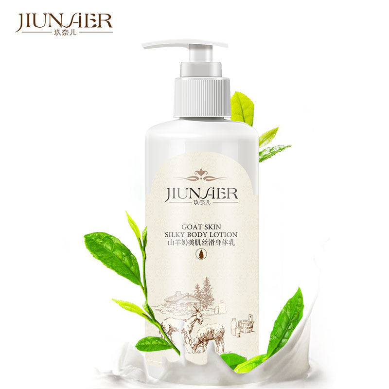 Skin Care Silky Moisturizing Goat Milk Body Creams Whitening Moisturizing Firming Nourshing Hydrating Repair Body Lotion