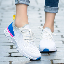 Summer Super Light Running Shoes Outdoor Breathable Mesh Running Shoes Gym  Sport Sneakers Comfort Running Shoes for Women li ning women s 2017 light smart running shoes cushioning lining breathable fabric sneakers comfort light sports shoes arkm024