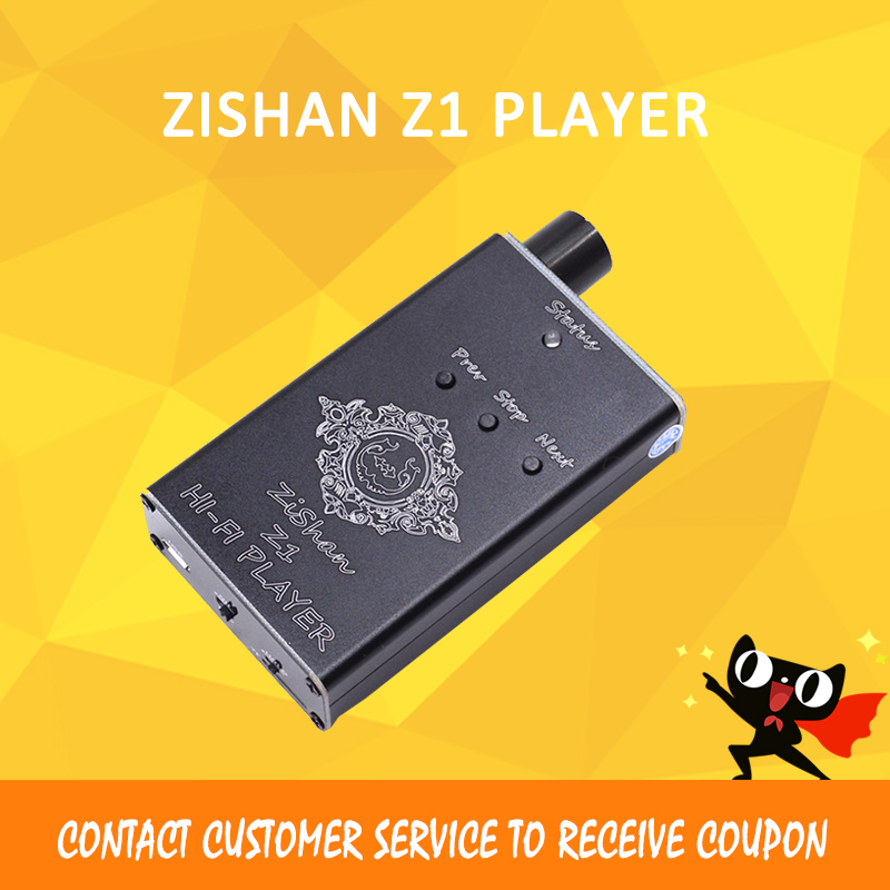 ZiShan Z1 headphone amplifier dsd dac audio player amplifier audio lossless portable headphone amp proster headphone amplifier aluminum hifi amp 3 5mm aux interface stereo audio super bass amp for mp3 players portable cd player