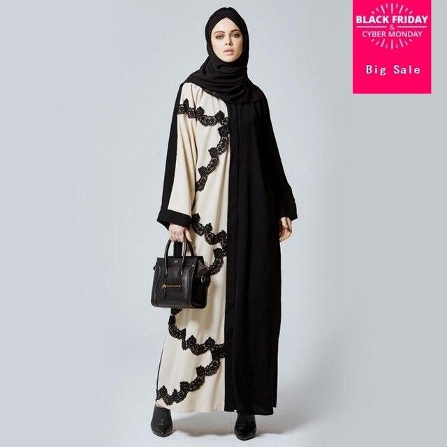 Prière Arabe Abaya Robes Adulte Imprimé Musulman Femme Cardigan wXYXaPx