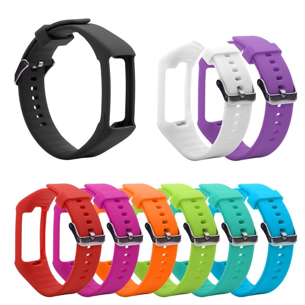 Elenxs Replacement For Polar A360 A370 Smart Watch Wrist Strap Watchband Wristband Bracelet Strap