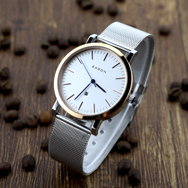 Mesh Strap Men Women Casual Watches Fashion Sport Quartz Watch Thinner Modern Gift Wrist WatchesMesh Strap Men Women Casual Watches Fashion Sport Quartz Watch Thinner Modern Gift Wrist Watches