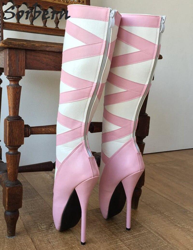 Women Pink Unisex Sorbern 10