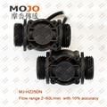 Medical apparatus and instruments flow sensor MJ-HZ25DN(10pcs/lot) 2-60L/min G1