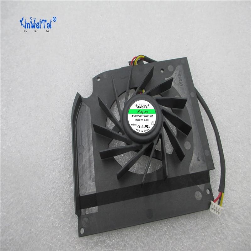 New for HP DV9000 DV9500 DV9600 9700 CPU cooling heatsink with fan 450864-001