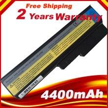 Laptop Battery For Lenovo N500 G550 IdeaPad G430 IdeaPad V460 IdeaPad Z360 IdeaPad B460 L08S6Y02 5200mah