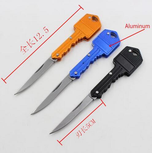 CS COLD Barevný ochranný klíč skládací nůž klíč kapesní - Ruční nářadí - Fotografie 2