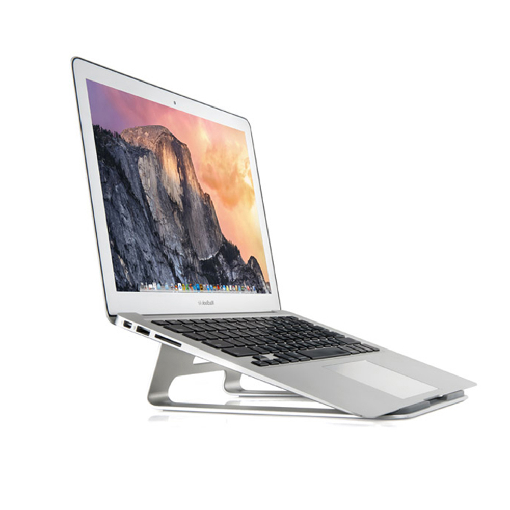 Newest Laptop Stand For MacBook(11-15 inch) For iPad Pro 12.9 Aluminum Alloy Desktop Laptop Holder Tablet Stand все цены