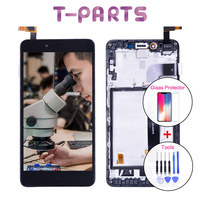 T Parts Best Quality LCD For XIAOMI Redmi Note 2 LCD Touch Screen Digitizer Assembly Replacement