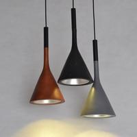 free shipping Replica Designer lighting resin FOSCARINI Aplomb lamp pendant lights
