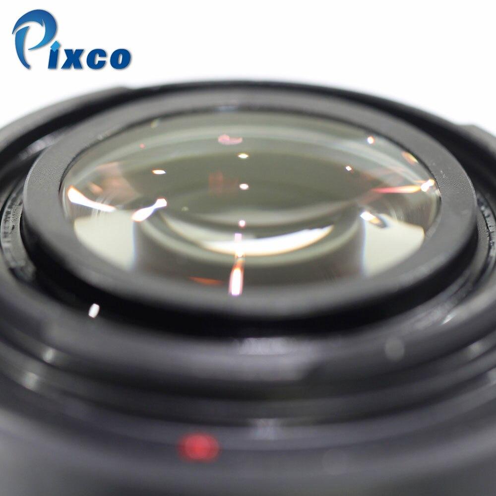 Reductor de focal Pixco velocidad Booster adaptador Para Lentes Canon Fd A Eos M M5 M6 M50