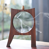 New chinese moon incense holder incense burner incense coil home gifts