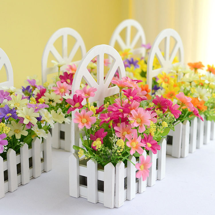 Flowers Silk Living Room Bedroom Decor Wedding Aliexpress Com Free Shipping Wall Fence Kit Past