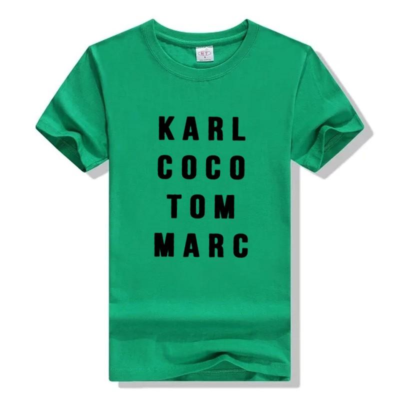HTB1 Y0wLXXXXXcMXFXXq6xXFXXX1 - Karl Coco Tom Marc Fashionista T shirt PTC 113
