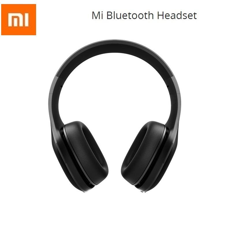 Original Xiaomi Mi Headphones Bluetooth Wireless Earphone AptX 40mm Dynamic PU Headset For Mobile Phone Games светильник 32005 31 16 philips