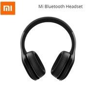 Original Xiaomi Mi Headphones Bluetooth Wireless Earphone AptX 40mm Dynamic PU Headset For Mobile Phone Games