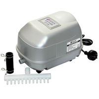 35W 50L Min RESUN LP 40 Low Noise Aquarium Air Pump For Koi Fish Septic Tank