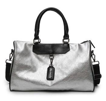 Mode Kurze-abstand Reisetasche Koreanische Reise Kleine Gepäck Tasche Große Kapazität Leichte Sport Männlichen Fitness Tasche Q351