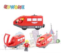 4 Colors Brand Electric Train With Driver Dolls Kids Child Electric Vehicle Car Toys Free Shipping