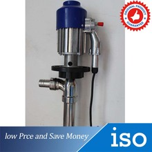 SB-3-1 220V Vertical Gasoline Transfer Pump 880W Stainless Steel Alcohol Liquid Pump