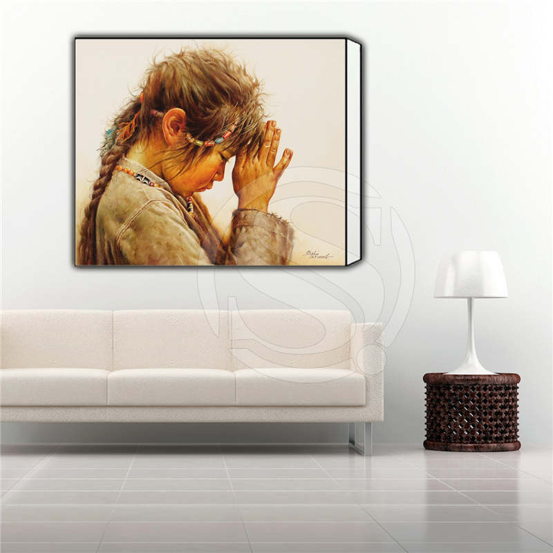 ᗖRetrato clásico arte cartel impresión en lienzo, decoración para ...