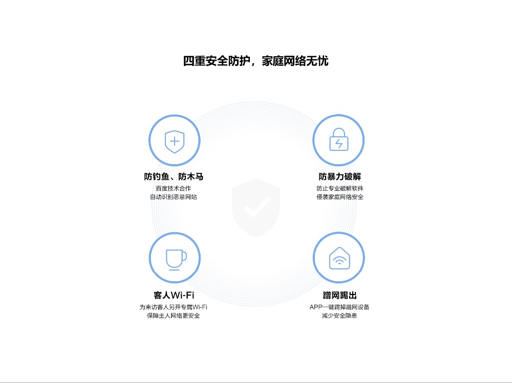 Original Huawei Q2 2.4GHz 300Mbps 5GHz 867Mbps Dual Band High Speed Wireless Router Set 1750m 11ac Gigabit Wireless Router (2)