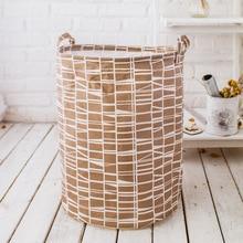 Folding Laundry Basket Storage, For Toys Clothing Organizer