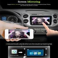 Quad Core Android 2Din Car DVD Player For VW Golf Mk6 5 Polo Jetta Tiguan Passat