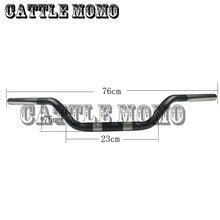 """"""" мотоциклетная рукоятка, Ретро стиль, ручки, изогнутые для Harley 48 Iron Dyna XL 883 1200 Road King, ночной стержень, специальный"""