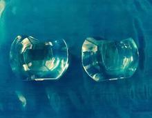 Lente de vidro óptico lente do projetor de plástico espelho convexo para o projetor Benq W700 W710ST/W1070
