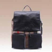 Новое поступление 2017 года рюкзак Для женщин Пояса из натуральной кожи Рюкзаки подростков Обувь для девочек Школьные Сумки Подростков ноутбук сумка на плечо