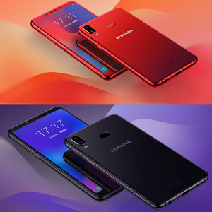 """Image 5 - New Samsung Galaxy A6s SM G6200 Mobile Phone 6.0"""" 6GB RAM 64GB/128GB ROM Snapdragon 660 Octa Core Dual Rear Camera Android Phone"""