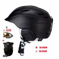 High Quality Skiing Snowboard Helmet Integrally molded Ultralight Breathable MOON Ski Helmet CE Quality Arrive in 18 29 days!