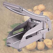 قاطعة شرائح البطاطس صنع الطعام الفرنسية فراي قطّاعة بطاطس أدوات المطبخ الخيار قطع الخضار آلة تقطيع شرائح