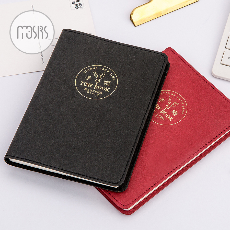 Time Story Basic Design Portable Journal Hobonichi Fashion Diary A6 Notebook 192P Undated Monthly Daily Plan Free Shipping custom mural wallpaper european style 3d stereoscopic new york city bedroom living room tv backdrop photo wallpaper home decor