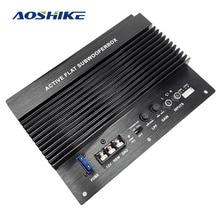 AOSHIKE 12 ボルト 600 ワット車のアンプボードサブウーファー · 回路モジュール車のアンプ自動車電源アンプ音楽車両プレミアム