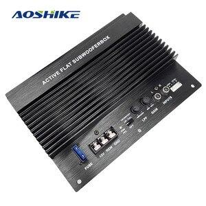 Image 1 - AOSHIKE 12 в 600 Вт Автомобильная усилительная плата сабвуферный контурный модуль Автомобильные усилители автомобильный усилитель мощности музыкальный автомобиль премиум