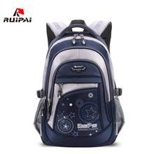 11a1ac922d64 RUIPAI Nylon School Bags for Teenage Boys Printing Children Backpack Brand  Design Girls Schoolbags Backpacks Unisex Back Pack